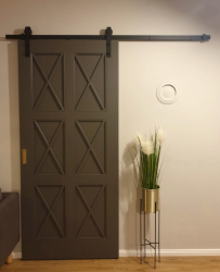 ARM BARN DOOR